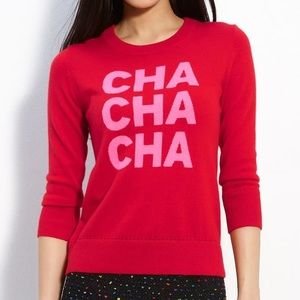 Kate Spade Cha Cha Cha Sweater